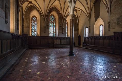 Sala Capitolare del Castello di Malbork.
