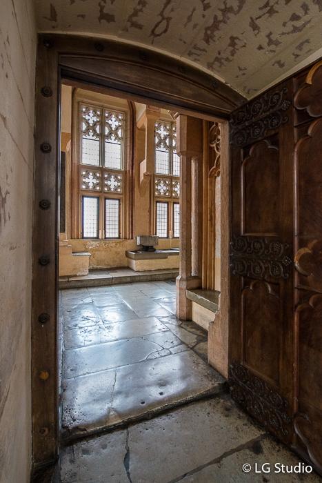 Interni del Castello di Malbork.