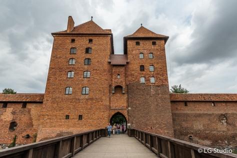 Ingresso al Castello di Malbork