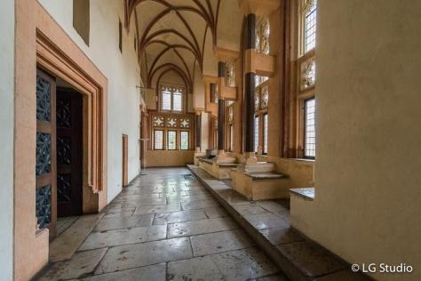 Interni del Castello di Malbork
