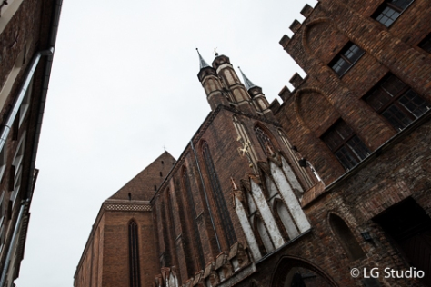 Torun: Basilica di Santa Maria.