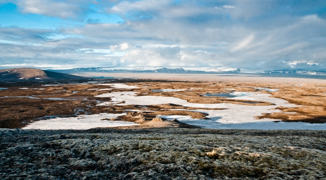 Viaggio in Islanda – Parte 3: Hveravellir, il rumore del nulla.