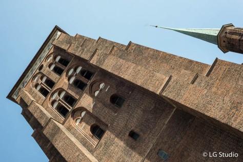 Torre della Chiesa di Santa Maria.