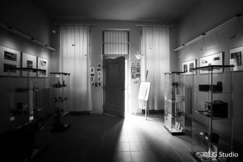 Interno di del negozio di Marek Mazur.