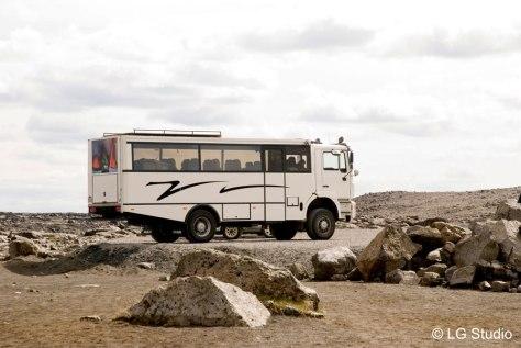 Autobus Islanda