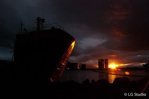 Porto di Akureiry Iceland