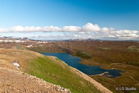 Botnsvatn Husavik Iceland